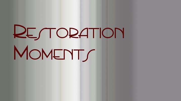 RestorationMoments