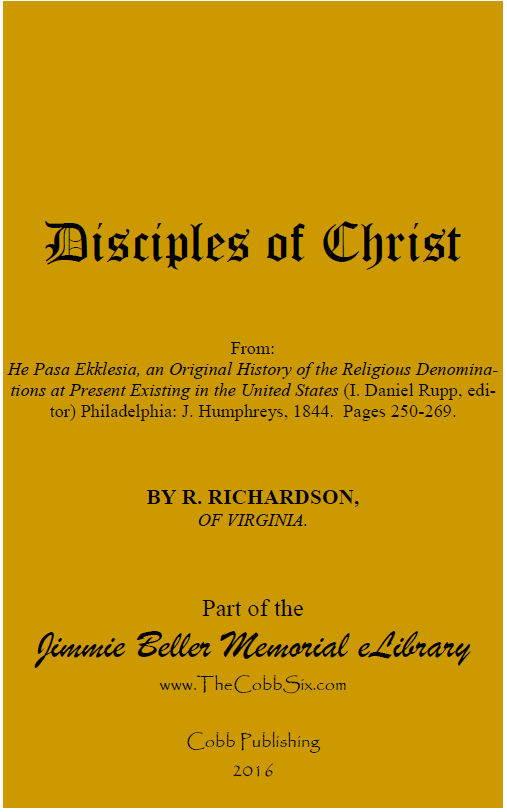 RichardsonDisciples