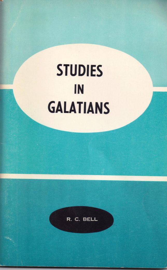 Bell-StudiesGalatians