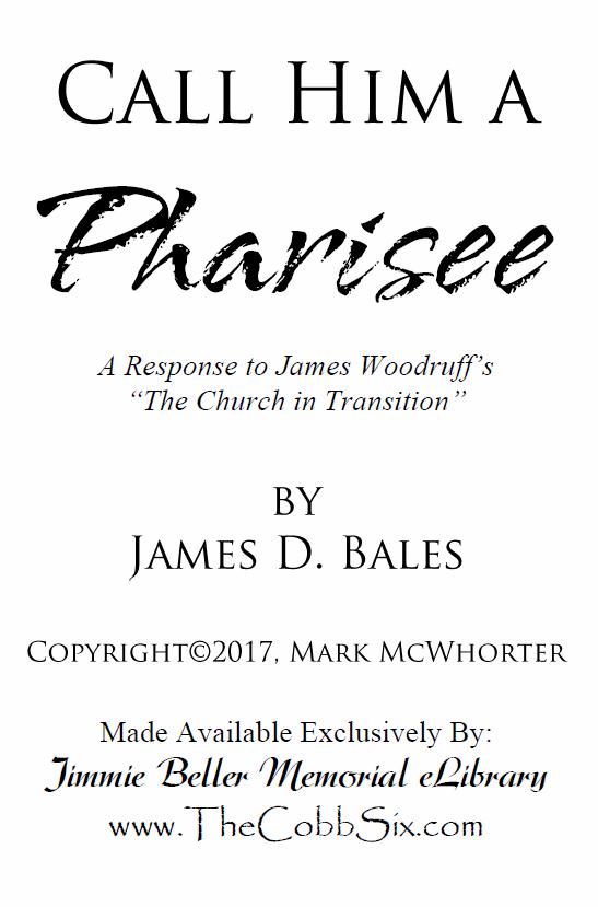 Bales-CallPharisee