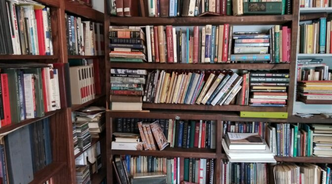 Greatly Expanded (and mostly organized) list of books for sale
