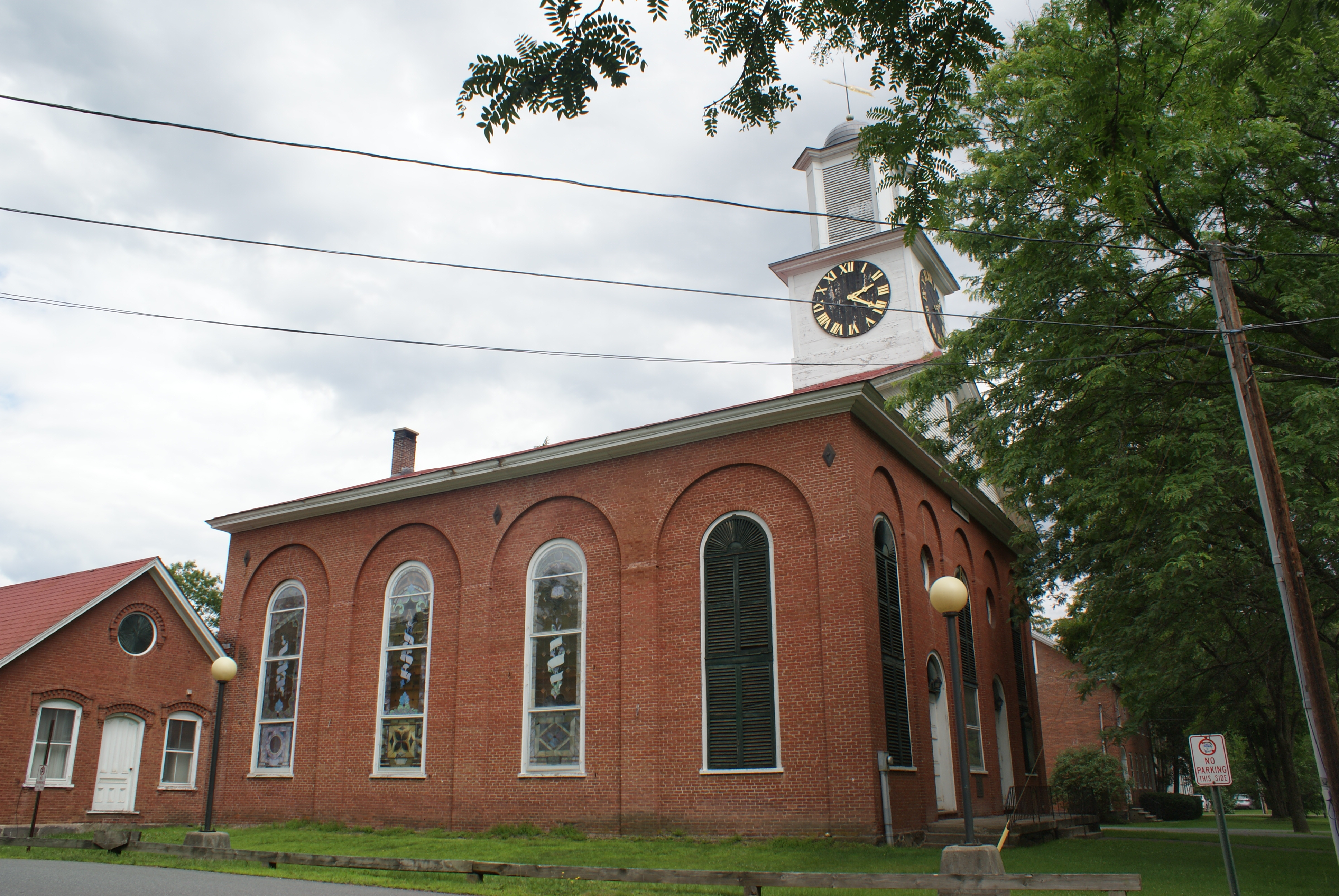 """The Emergence of the """"Church of Christ"""" Denomination"""